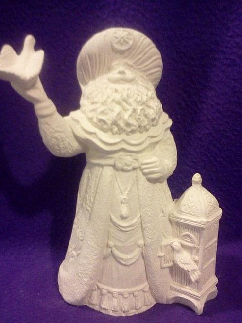 Gare Peace Dove Santa