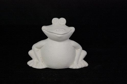 Gangbuster Frog