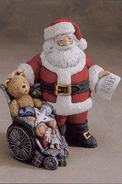 Gare Special Needs Santa