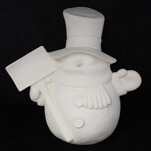 Tubby Snowman