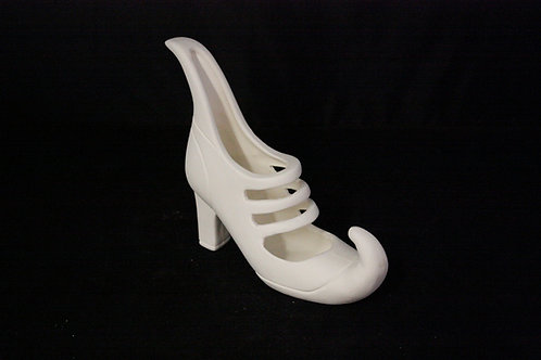 Large Witch Shoe