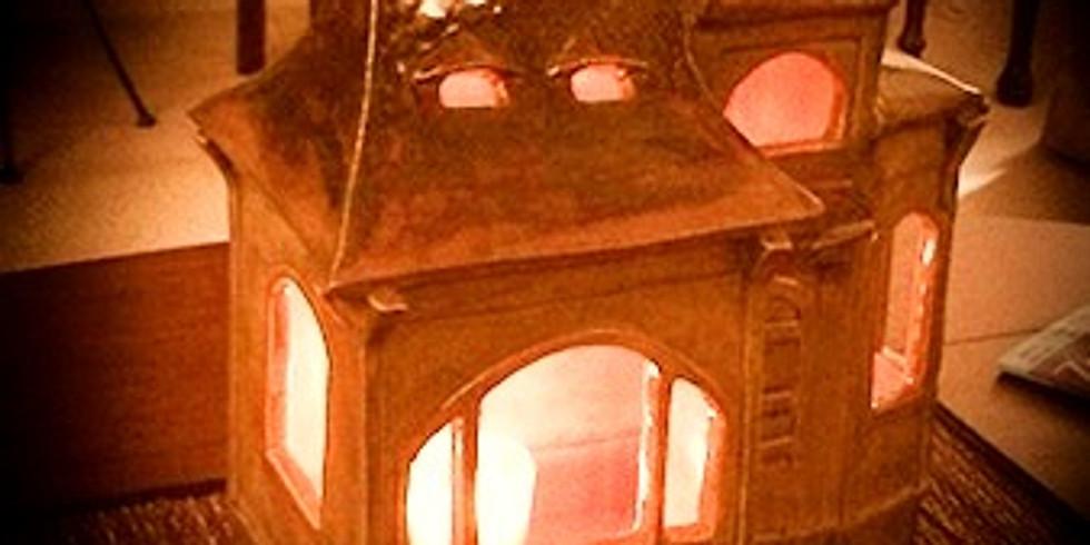 Outdoor Series Part 3: Slab House Lantern