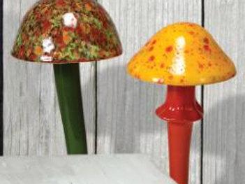 Mayco Medium Mushroom Garden Stake