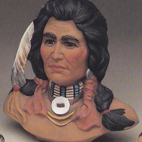 Provincial Cheyenne Brave