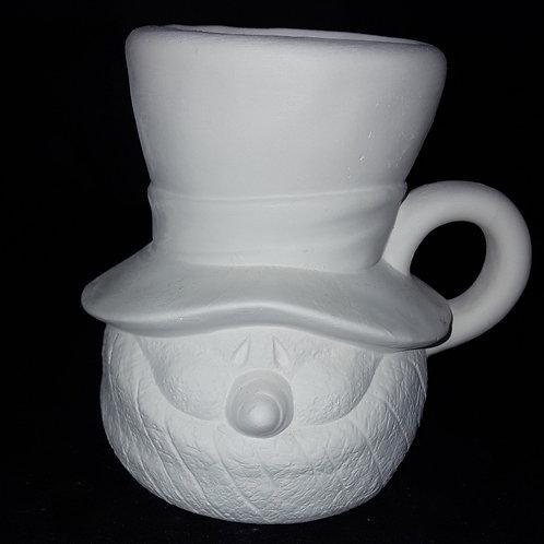 Creative Paradise Snowman Mug