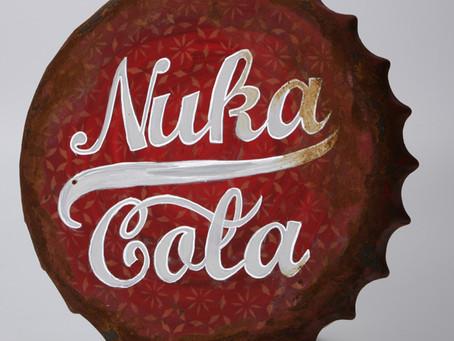 Nuka Cola Bottle Cap