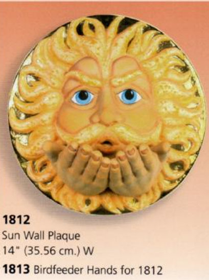Scioto Sun Wall Plaque