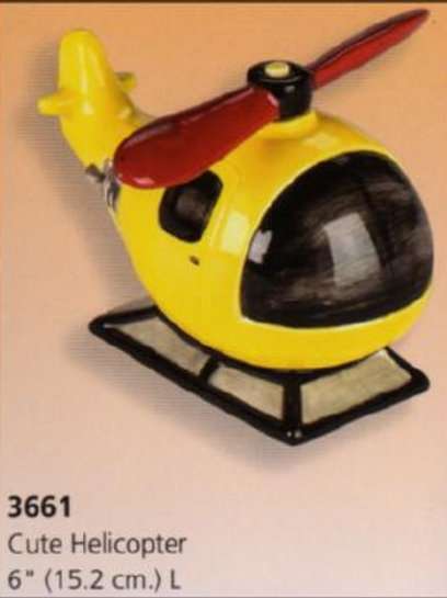 Scioto Cute Helicopter