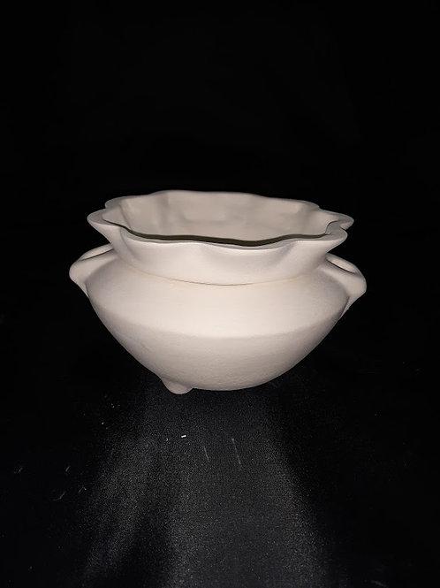 Small Violet Pot