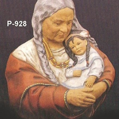 Provincial Grandmother Love