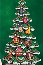 Kimple Birdhouse Tree