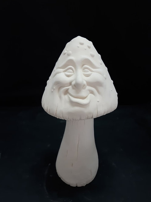 Medium Happy Mushroom