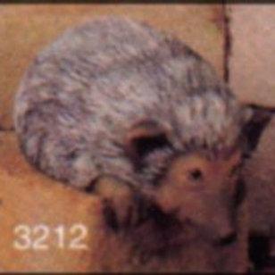 Scioto Shelf Sitter Hedgehog
