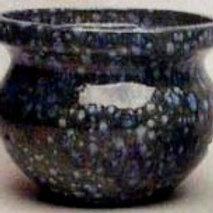 Ceramic Plain Planter/Cauldron