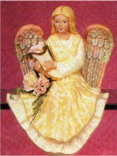 Scioto Shelf Angel w/Mandolin