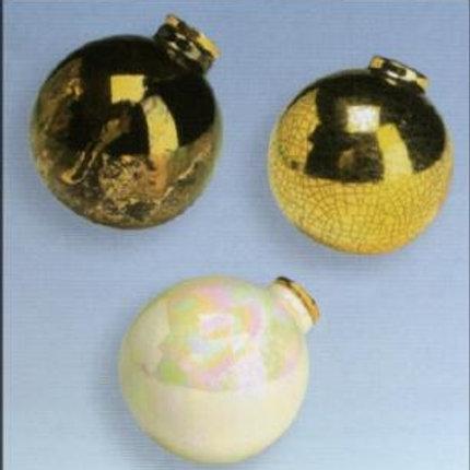Duncan Plain Round Ornaments