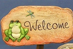 CPI Frog Welcome Tablet