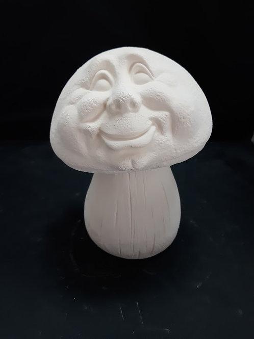 Short Happy Mushroom