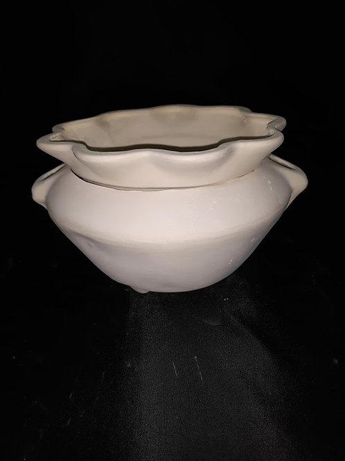Medium Violet Pot