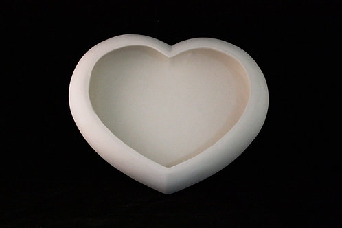 Victorian Angels Heart Box Bottom