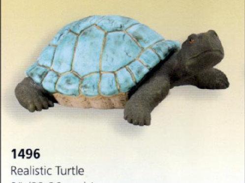 Scioto Realistic Turtle