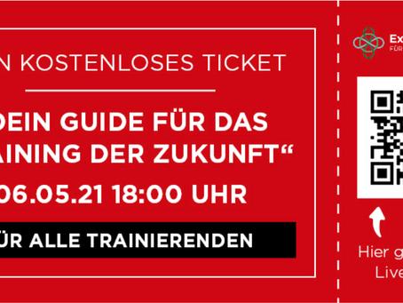 Dein Guide für das Training der Zukunft! Einladung zum kostenfreien Livestream