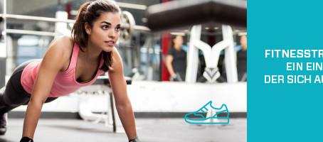 Fitnesstraining – ein Einsatz, der sich auszahlt!