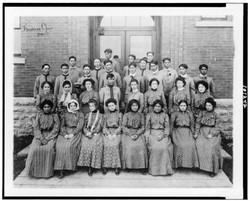 Indian School in South Dakota
