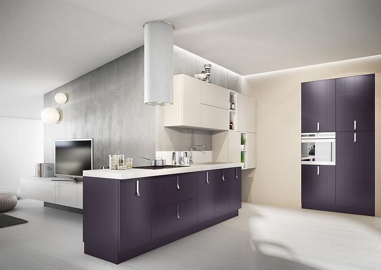 berloni store roma cucine moderne