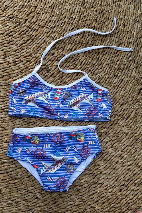 Kids Bikini Barquinho