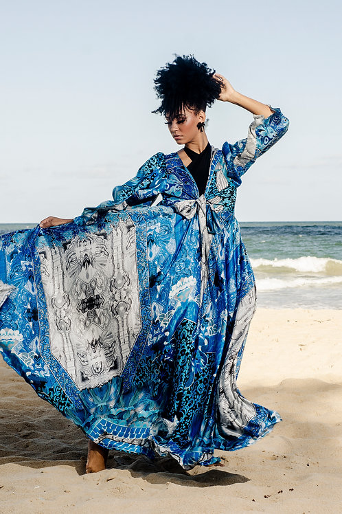 Beach Kimono Xique-xique
