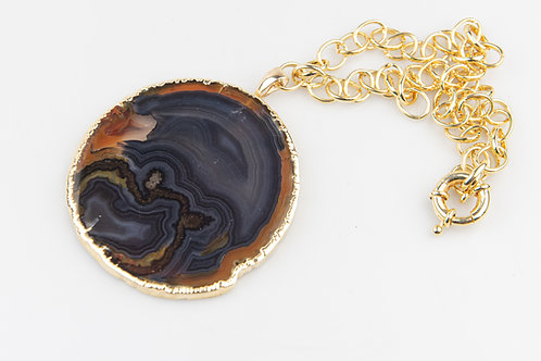 Necklace ouro velho