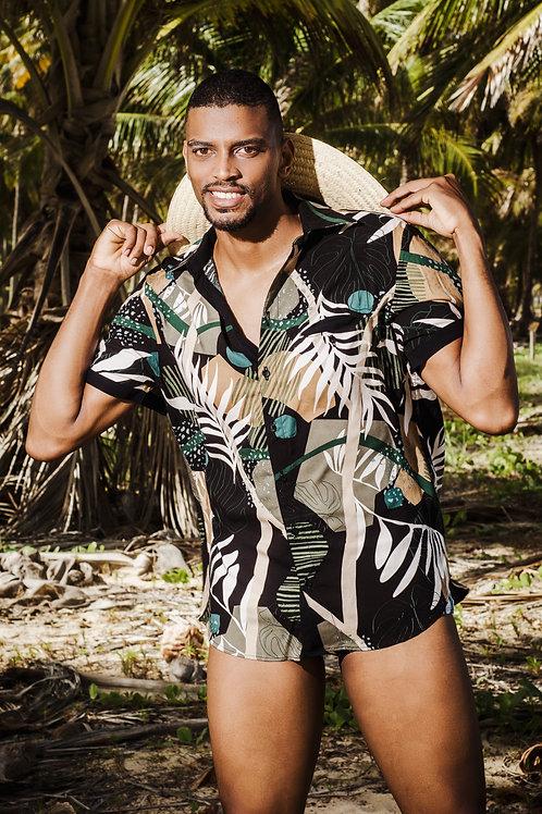 Beach Shirt Palmeira