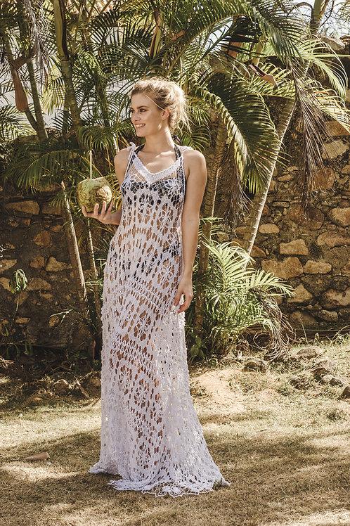 Beach Dress Crochet v2