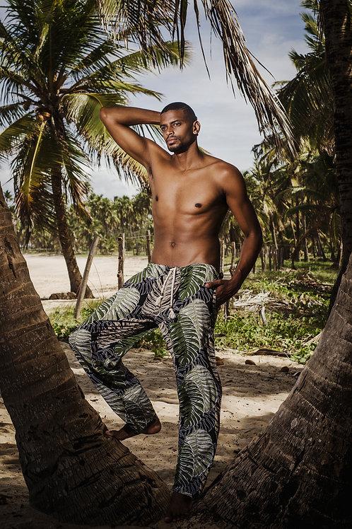 Mens Beach Pants Bananeira