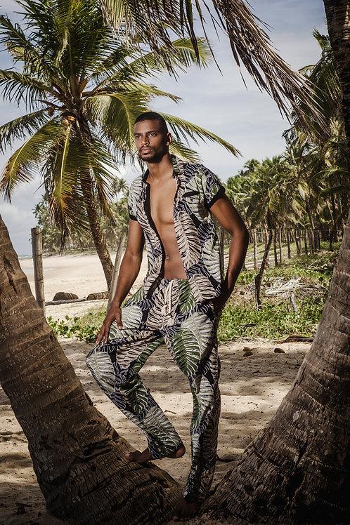 Beach Shirt Bananeira