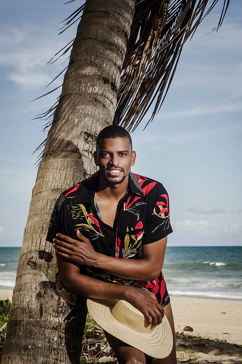 Beach Shirt Alegria