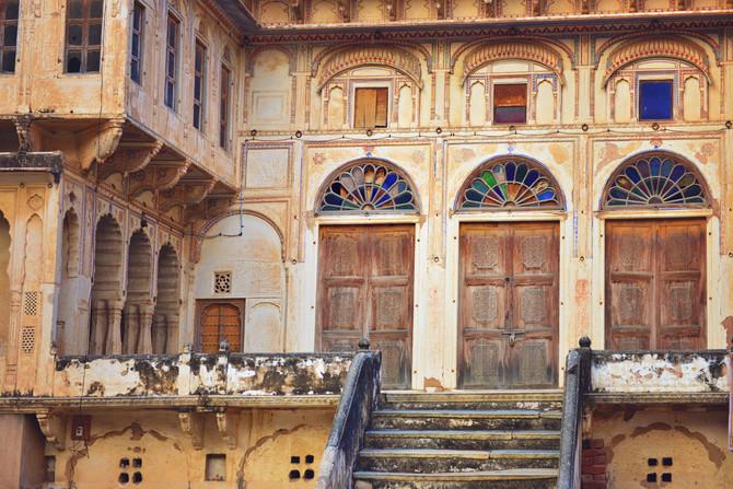 Delhi and Mandawa