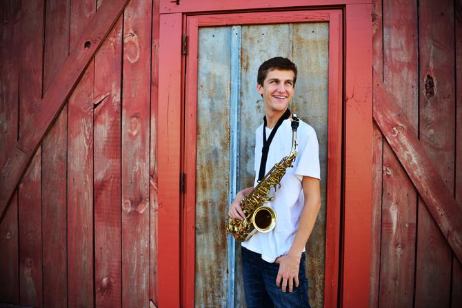 Zack Senior Portraits