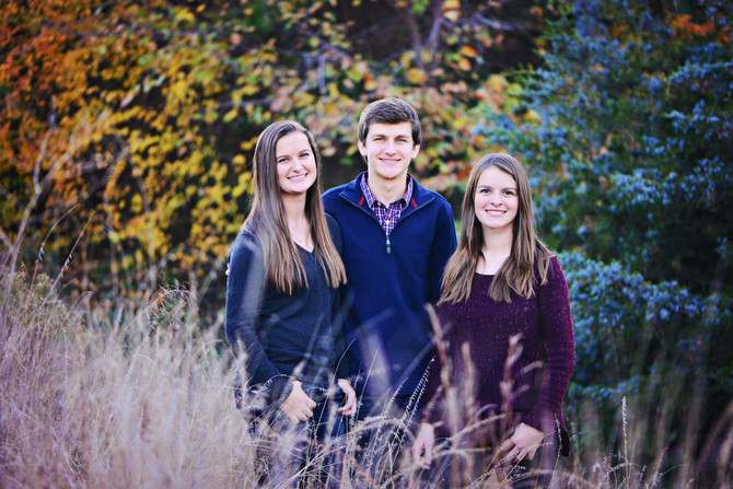 Crosby Family Holiday Photos