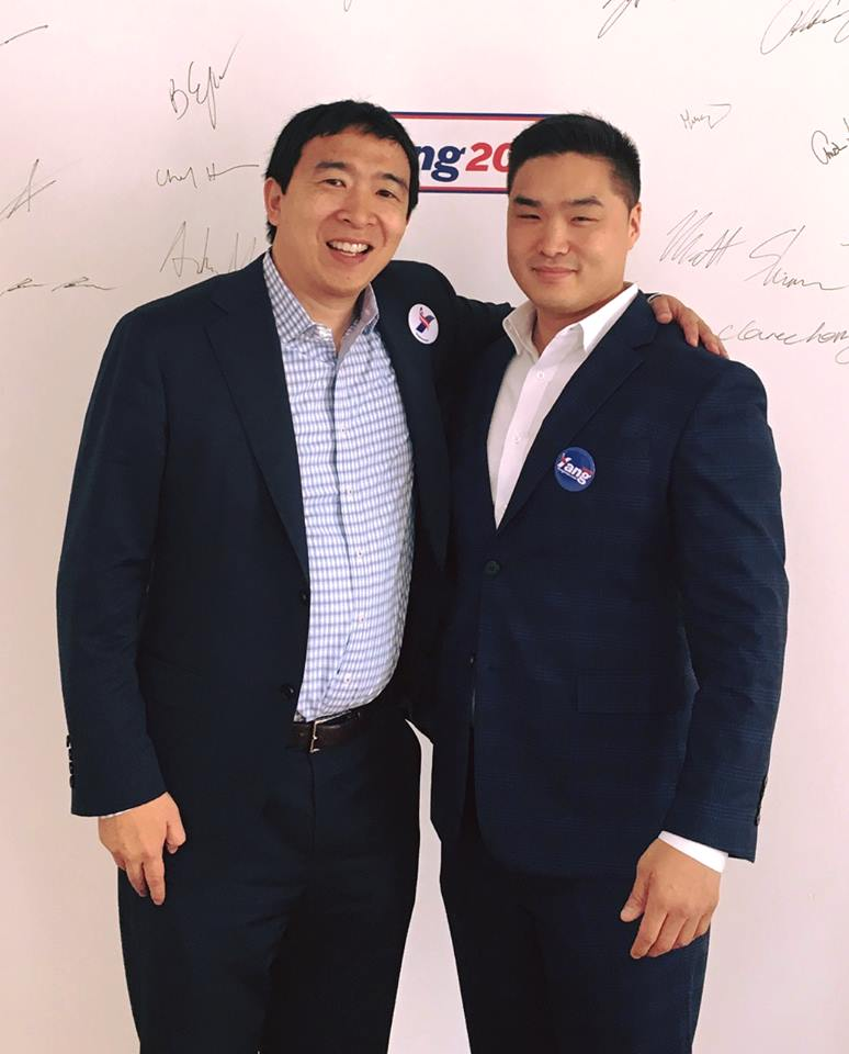 with Andrew Yang2020