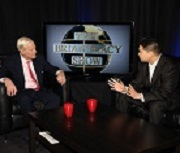 Mike cheng with with Brian Tracy