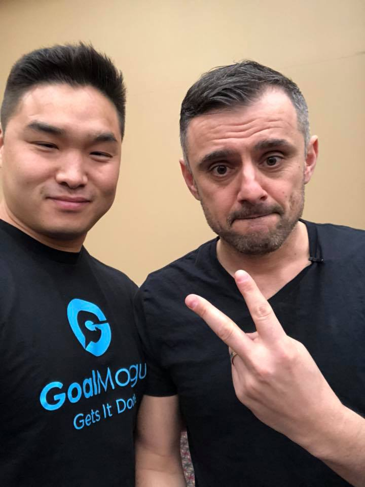 with Gary Vaynerchuk