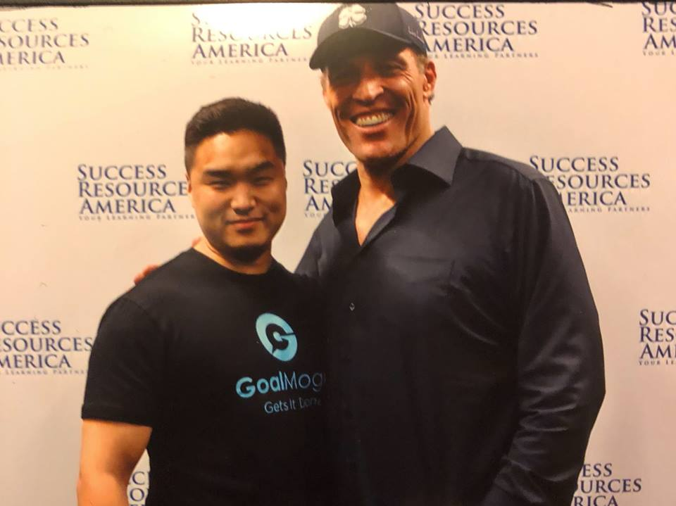 w Tony Robbins _ NAC May 2018