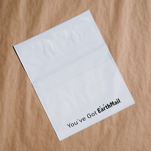 Compostable Mailers - EarthMail Pack | Medium | x100 pieces