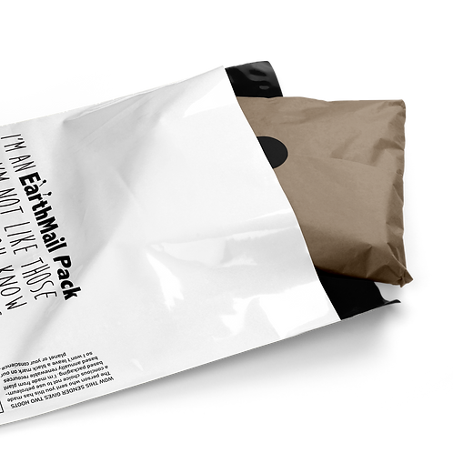 Compostable Mailers - Sample Pack