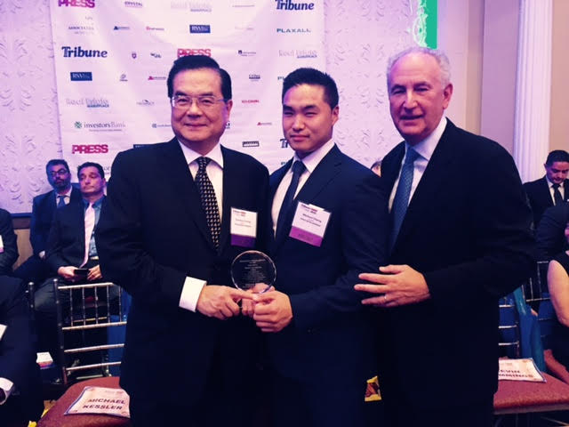 Mike Cheng Real Estate Award