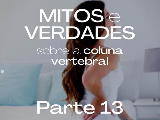 QUEM TEM HERNIA DE DISCO PODE PRATICAR EXERCÍCIOS? MITOS E VERDADES SOBRE DOR NA COLUNA - PARTE 13