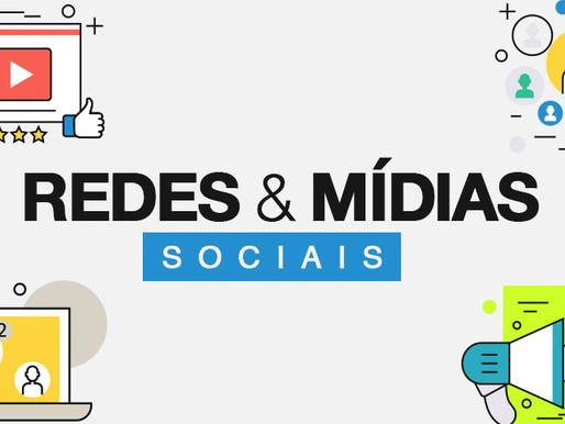 DIFERENÇA ENTRE REDES SOCIAIS E MIDIAS SOCIAIS
