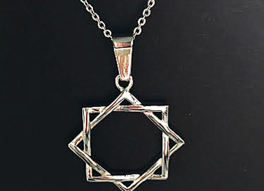 Seal of Melchizedek Stainless Steel Necklace